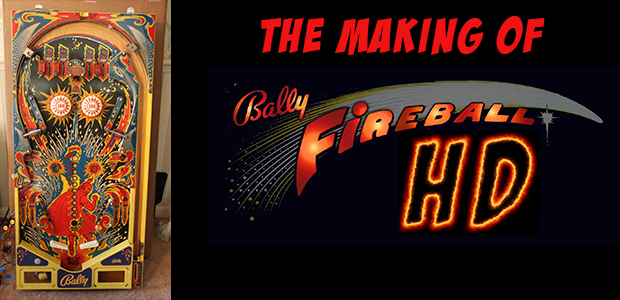 "This post is a narrative overview of the build process for our Fireball HD Pinball – it is a good story of what I'd call an ""accidental project"" that has […]"