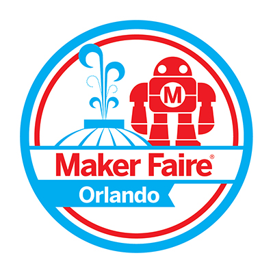 Maker Faire Orlando 2016 Web Badge